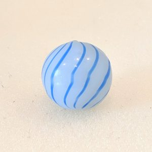 12 blue line white clambroth
